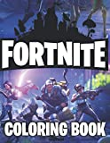 Fortnite Coloring Book:: Fortnite Coloring Book: +60 Illustrations High-Quality Colouring Pages, Fortnite Colouring Book (Unofficial)