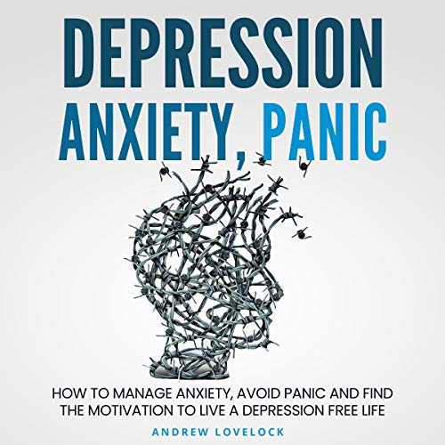 Depression, Anxiety, Panic cover art