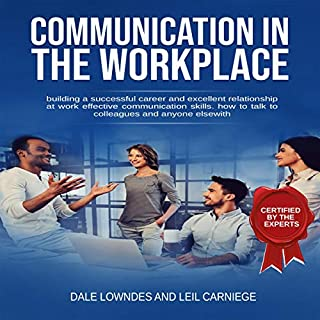 Communication in the Workplace cover art
