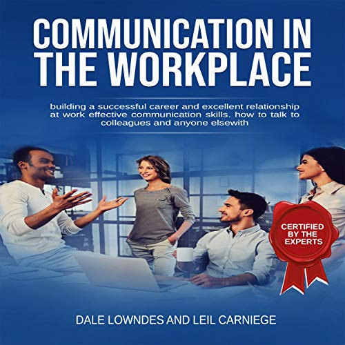 Page de couverture de Communication in the Workplace