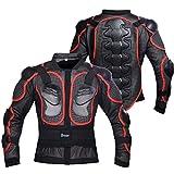 Motorcycle Full Body Armor Protector Motocross ATV MTB Guard Racing Body Armor Jacket (Small)