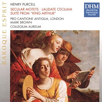 Purcell: Vocalworks + Suite From King Arthur