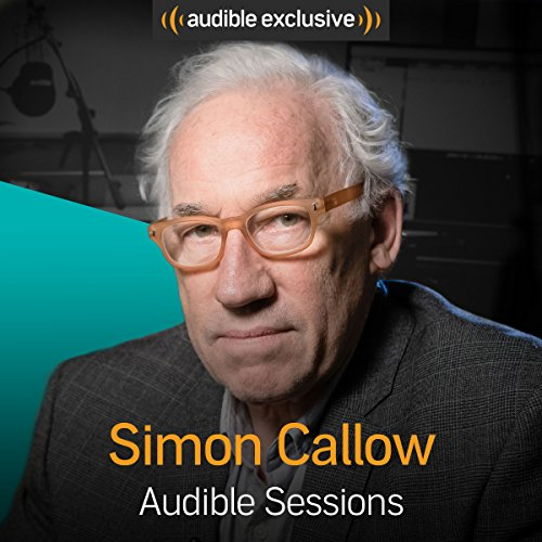 Simon Callow audiobook cover art