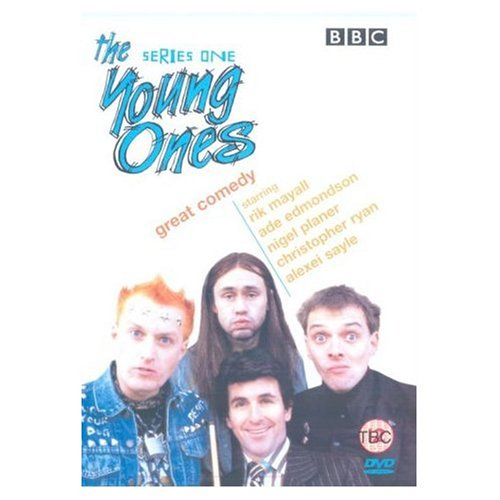 Reservation Regular store The Young Ones - Series One Import 2 Pal Region