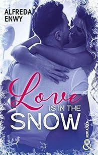 Love is in the snow  par Alfreda Enwy