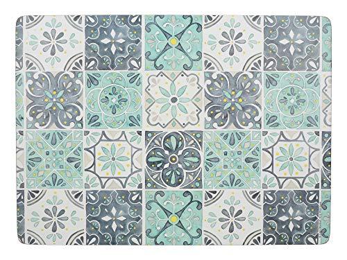 CREATIVE TOPS - Set de 4 Manteles Individuales, Parte Posterior de Corcho, diseño de vinos prémium, Corcho, Multicolor, Large Placemats