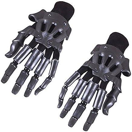 7acc231b18d XCOSER Violet Evergarden Tekkoukagi Gloves Anime Cosplay Costume Finger  Props