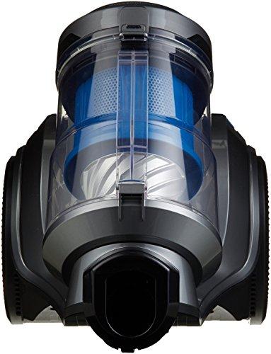 AmazonBasics Aspirateur multicyclonique, filtration haute efficacité, pour sols durs et tapis,...