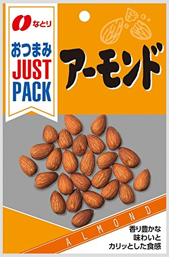 ジャストパック アーモンド 10袋