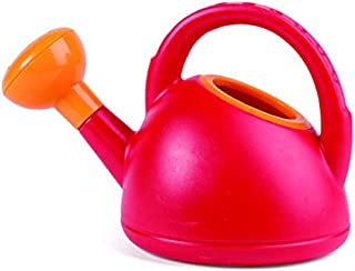 Hape Watering Can Activity Toy - Red E4078
