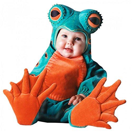Tom Arma Frog Baby Costume