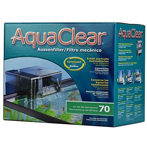 AquaClear - Fish Tank Filter - 40 to 70 Gallons - 110v