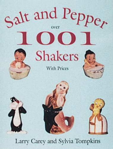1001 Salt & Pepper Shakers