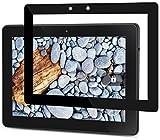 Moshi iVisor XT (HD transparente) - Lámina protectora de pantalla sin burbujas para Kindle Fire HDX 8.9' [sólo sirve para Kindle Fire HDX 8,9' (3ª generación), Fire HDX 8,9 (4ª generación)]
