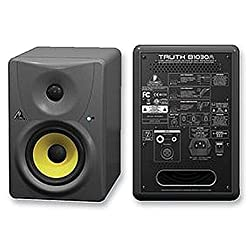 loudspeakersactive Studio monitors-pair Audio Visual Lautsprecher