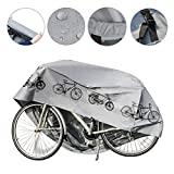 Couverture de Moto de Vélo VTT,Vêtements de Protection Solaire Anti-Poussière Simples et Universels pour...