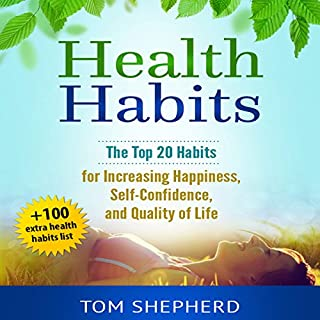 Health Habits audiobook cover art
