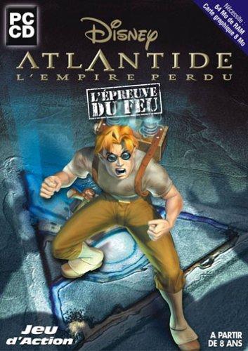 L'Atlantide L'empire perdu : L'épreuve du feu