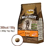 【ニュートロ】ワイルドレシピ アダルトサーモン 成猫用 1kg×4個セット