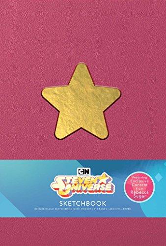 Steven Universe Deluxe Hardcover Blank Sketchbook: Rebecca Sugar Edition