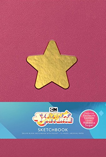 Steven Universe Deluxe Hardcover Blank Sketchbook: Rebecca Sugar Edition (Stationery)