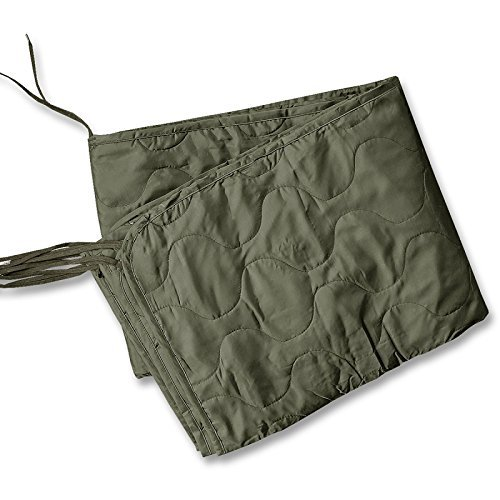 Mil-Tec Poncho Liner Olive by CamoOutdoor