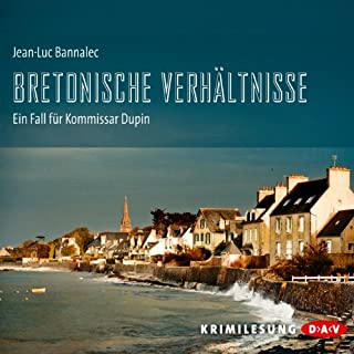 Bretonische Verhältnisse     Kommissar Dupin 1              By:                                                                                                                                 Jean-Luc Bannalec                               Narrated by:                                                                                                                                 Gerd Wameling                      Length: 8 hrs and 23 mins     Not rated yet     Overall 0.0