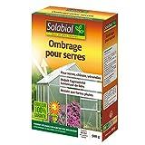 Solabiol SOS500 Ombrage pour Serres, Châssis et Vérandas 500G   Réduit l'intensité Lumineuse de 60%   Jusqu'à 20 m² de Surfaces traitée, Incolore, 14,3 x 5,5 x 19,8 cm