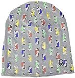 United Colors of Benetton 6HMQB42B2 Set di Accessori Invernali, Grigio 902, L Bambino