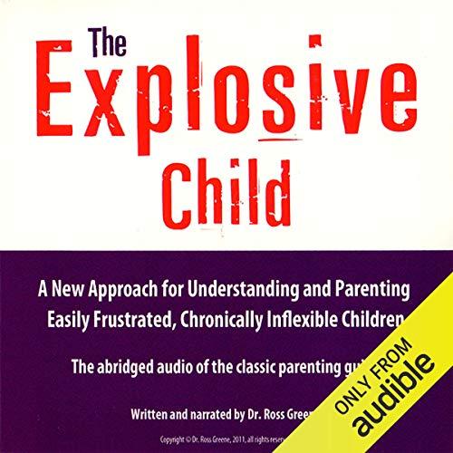 The Explosive Child cover art
