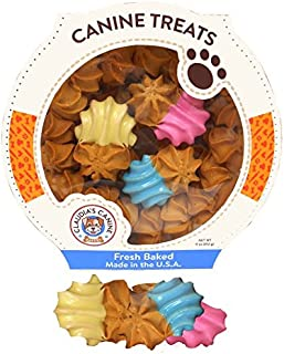 Claudias Canine Bakery - Peanuts Peanut Butter Goobers (Pastels)