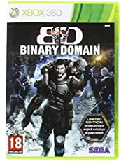 Xbox 360 Binary Domain Limited Edition - SEGA