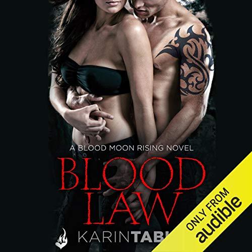 Couverture de Blood Law