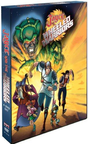 Jayce & The Wheeled Warriors 1 [DVD] [Region 1] [US Import] [NTSC]