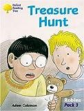 Oxford Reading Tree: Levels 6-10: Robins: Treasure Hunt (Pack 3)