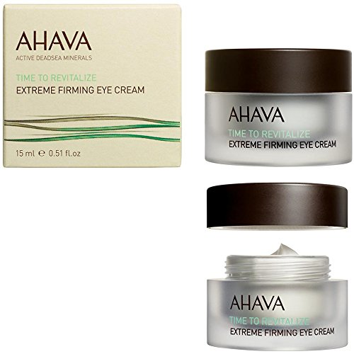 AHAVA DEADSEA EXTREME FIRMING EYE CREAM ANTI-AGING FOR MATURE SKIN CARE 15ML