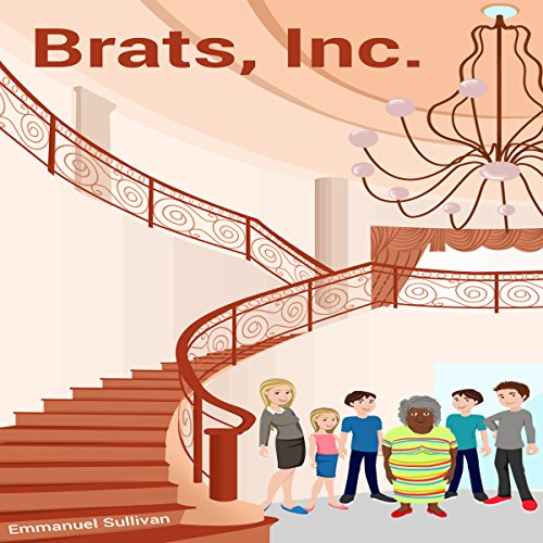 Brats, Inc. audiobook cover art