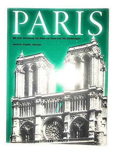 Paris und Umgebung. deutsch, english, francais.