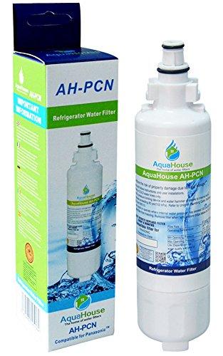 AquaHouse AH-PCN filtro de agua compatibles para Panasonic nevera CNRAH-257760, CNRBH-125950
