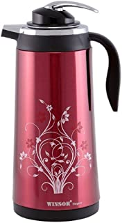 Winsor Elegant Vacuum Flask 1.9 Liter - Colors May Vary