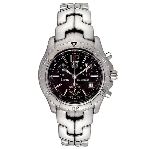 TAG Heuer Men's CT1111.BA0550 Link Chronograph Watch
