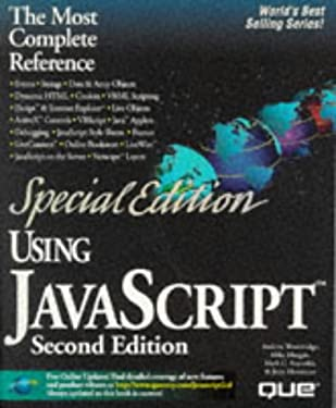 Using Javascript (SPECIAL EDITION USING)