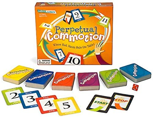 Perpetual Commotion by Goldbrick Games