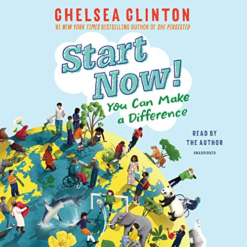Start Now! audiobook cover art