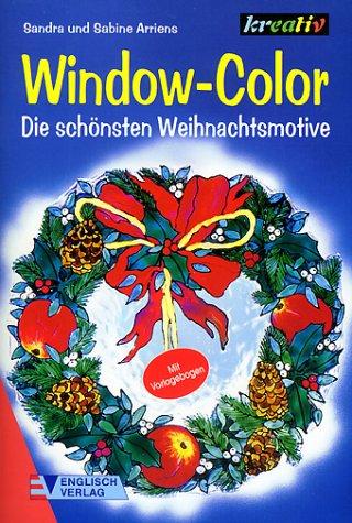 Window-Color, Die schönsten Weihnachtsmotive