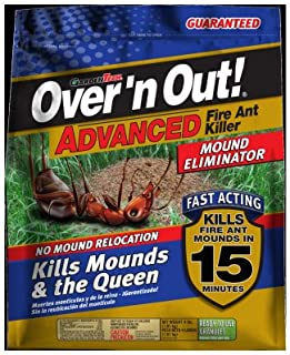 Best over and out insect killer Reviews