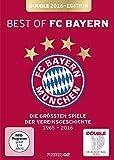 Best of FC Bayern München: Die größten Spiele der Vereinsgeschichte [7 DVDs] Edition Double 2016 - -