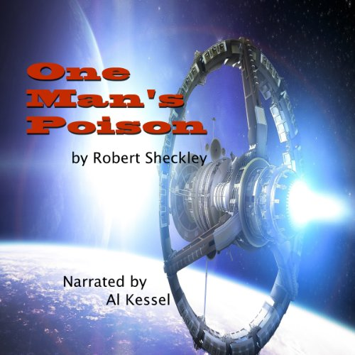 One Man's Poison audiobook cover art