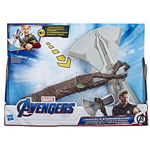 Marvel Avengers Infinity War - Stormbreaker, Ascia Elettronica di Thor