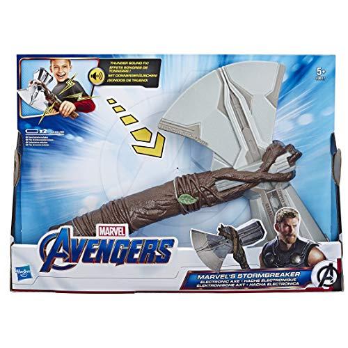 Avengers Elektronische Axt mit Donnergeräuschen, ab 5 Jahren